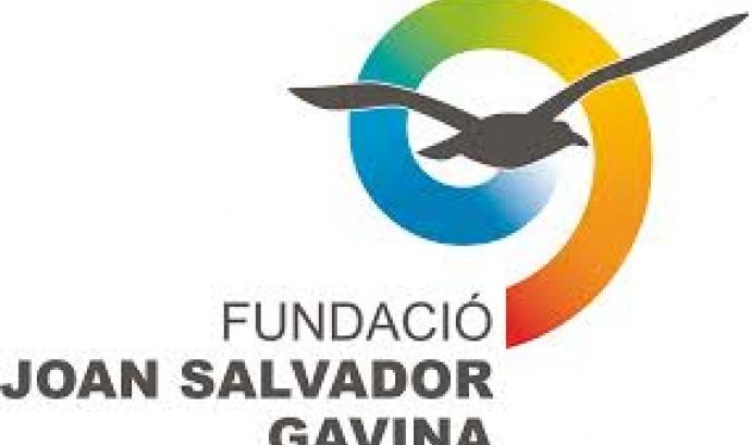 Logotip de la Fundació Joan Salvador Gavina. Font: Fundació Joan Salvador Gavina
