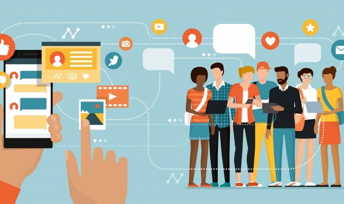 El 'Manifest per una nova cultura digital' té un càracter viu i dinàmic
