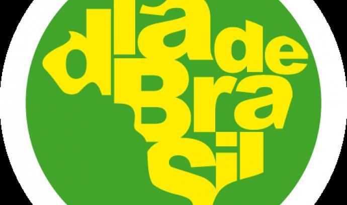Logotip del Dia de Brasil Font: