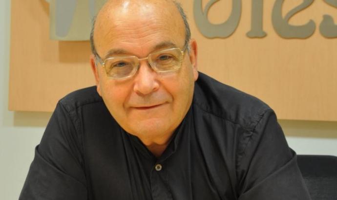 Joan Arévalo, president de la Comunitat Minera Olesana (imatge: cmineraolesana.es) Font: