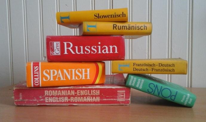 Queden ja molt lluny aquells diccionaris de paper Font: Max Pixel