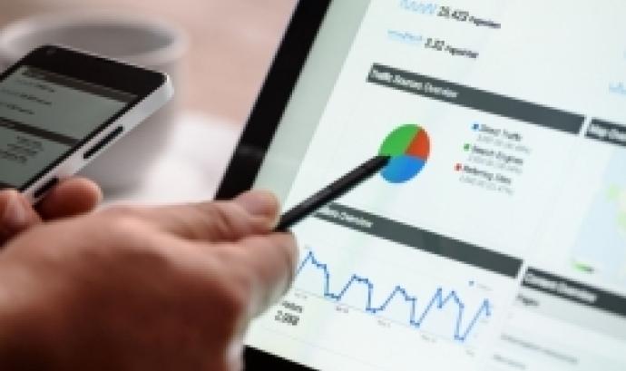 Un anàlisi de dades recollides en l'entorn digital