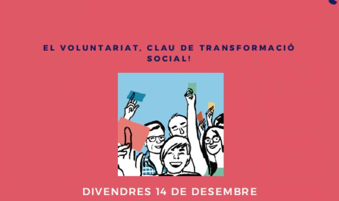 Cartell de la festa solidària. Font: DINCAT