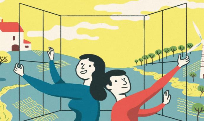 """La nova guia """"Impulsem a participació dels infants en els serveis i projectes municipals"""" Font: Ajuntament de Barcelona"""