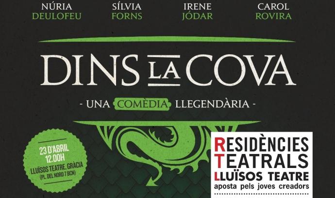 """""""Dins la cova"""", Les Coralines Font:"""