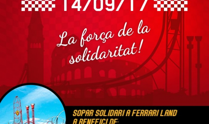 7è Sopar Solidari de la Fundació PortAventura