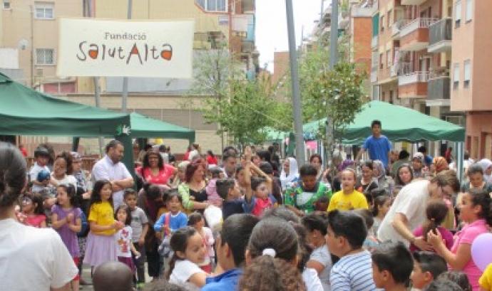 La Fundació Salut Alta organitza la Diverfesta Font: