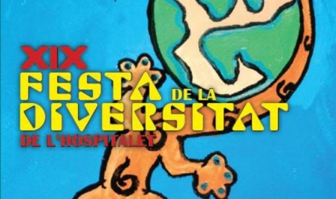 XIX Festa de la Diversitat a L'Hospitalet de Llobregat