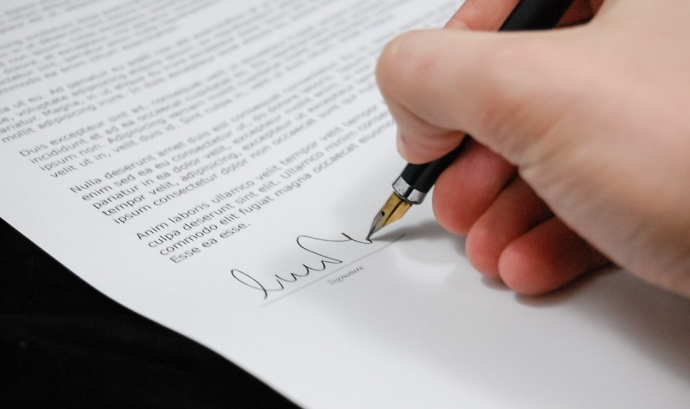 Fundesplai organitza el curs virtual Esdeveniment 'Obligacions legals i documentals de les entitats i responsabilitats de les juntes directives'. Font: Pixabay