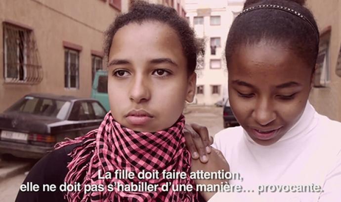 """Fotograma del documental """"475: Romper el silencio"""""""