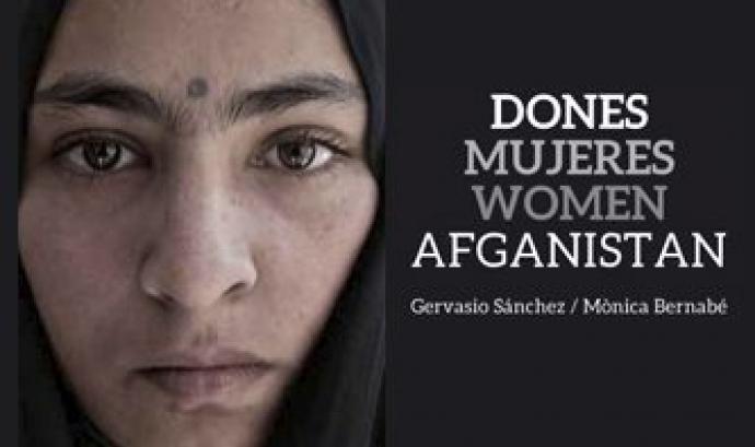 Cartell exposició Dones Afganistan, Font: Gencat