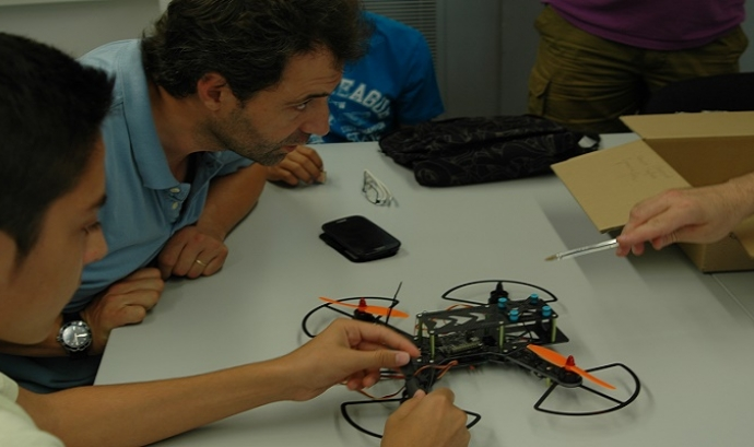 Casal de robòtica i drons