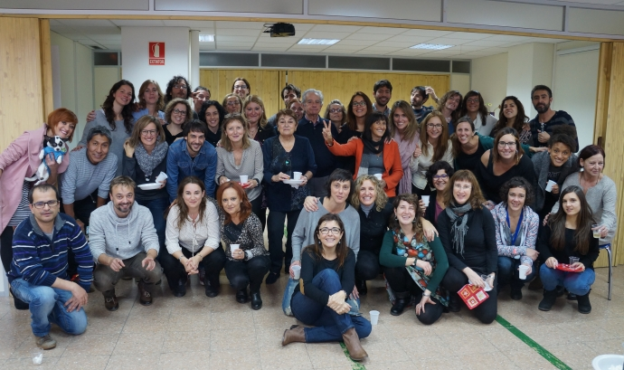 """La Fundació IReS se suma al moviment del """"Mannequin Challenge"""" aquest Nadal"""