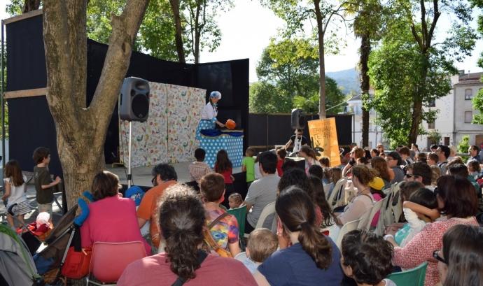 Imatge d'un dels espectacles de l'edició anterior