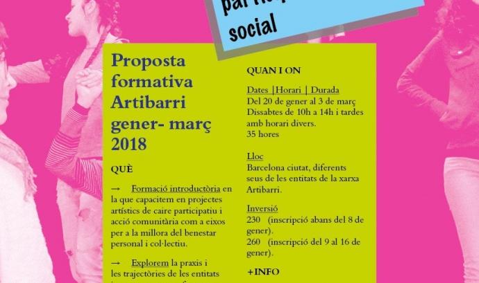 Pràctiques artístiques, participació i canvi social