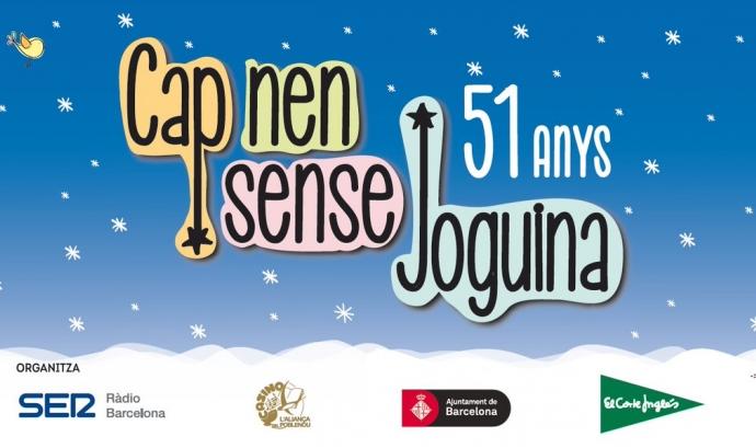 Campanya solidària 'Cap nen sense joguina' Font: Ràdio Barcelona
