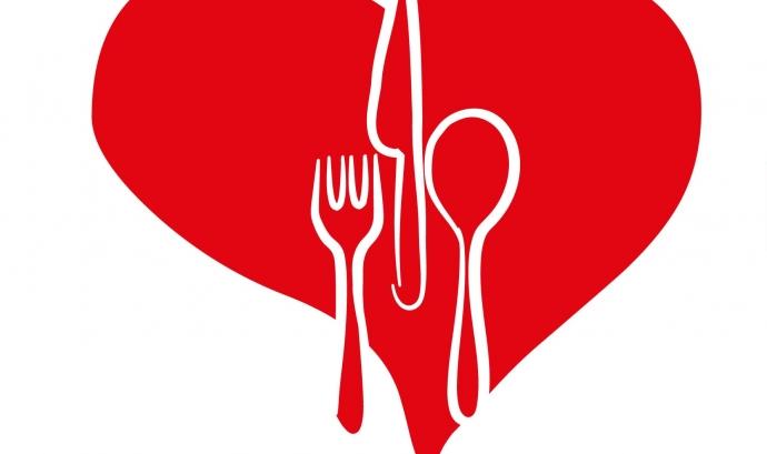 El 25% de la facturació del sopar es destina a les causes solidàries que recolzen. Font: Dinners That Matter.