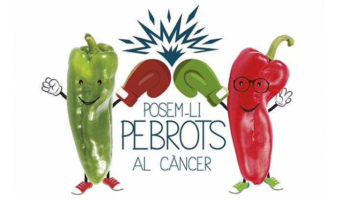 Campanya 'Posem-li pebrots al càncer 2018'