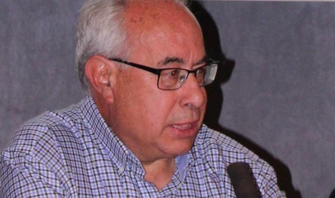 Enrique Arnanz, president del patronat de la Fundación Esplai.