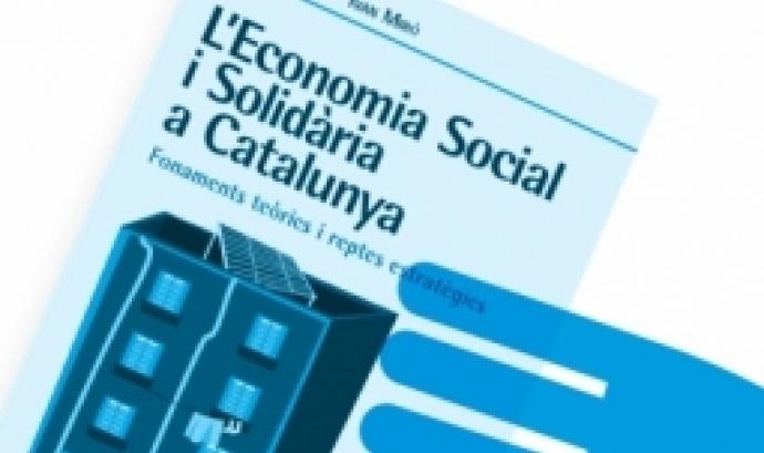 L'acte comptarà amb la participació del coautor del llibre, Iván Miró. Font: Programa d'Economia Social.