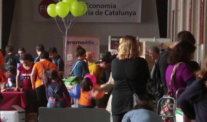 'Eco Social' recull experiències d'economia social i solidària de tot Catalunya.