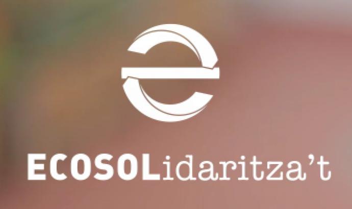 Campanya ECOSOLidaritza't! Font: