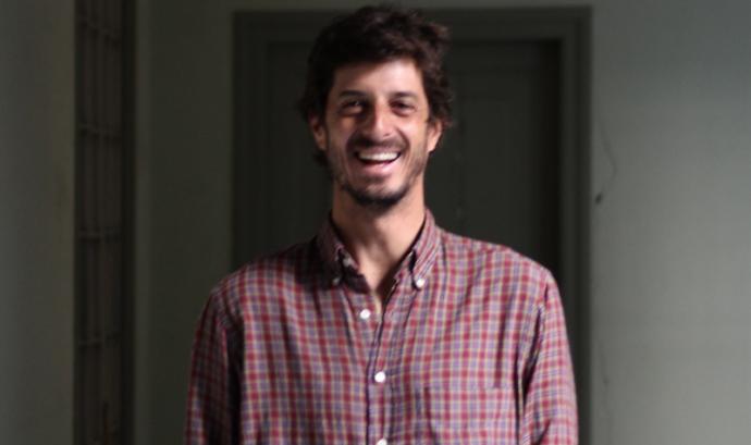 Edoardo Brodasca del Posidònia Green Festival