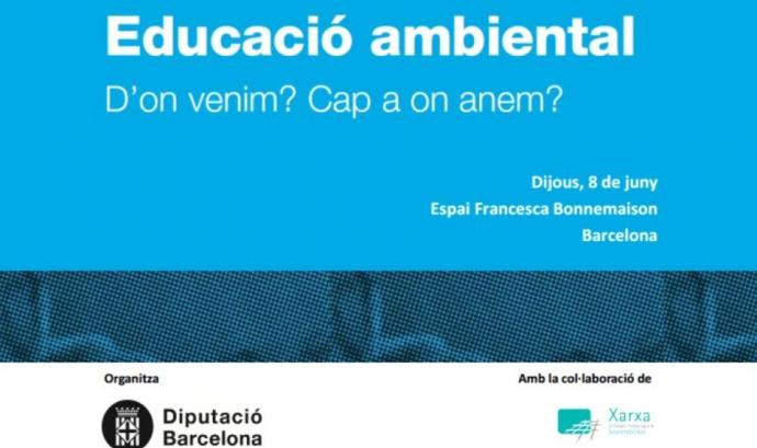 Jornada dedicada a l'Educació Ambiental el 8 de juny a l'Espai Bonnemaison (imatge: diba.cat)