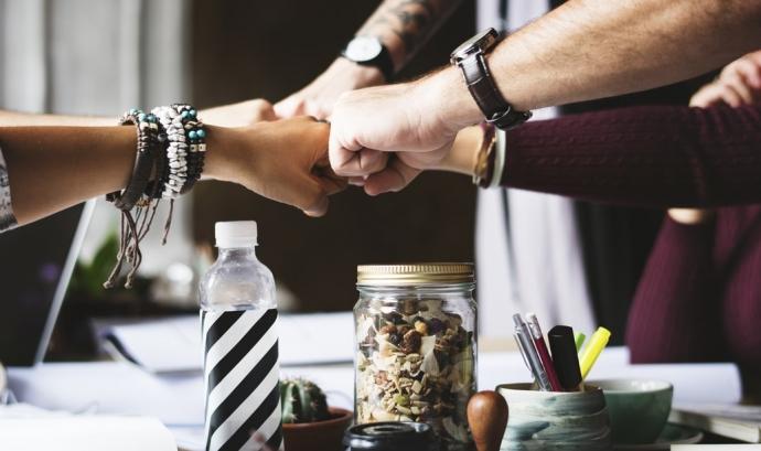 Aprofitar el potencial individual i col·lectiu és una de les claus per millorar el patronat. Font: Unsplash