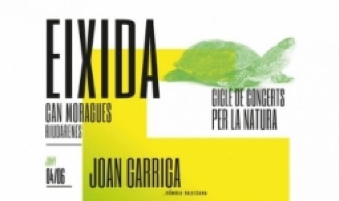 'Eixida', cicle de concerts benèfics per la natura