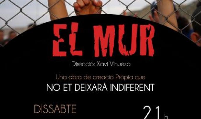 L'obra està dirigida per Xavi Vinuesa i parla sobre les persones desplaçades a causa de la guerra