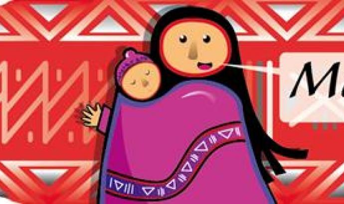 """Imatge de la web """"En mi idioma"""". Comunitat Nasa. Font:"""