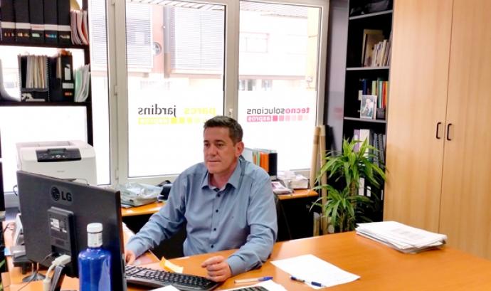 Enric Herrera, director gerent de la Fundació Aspros. Font: