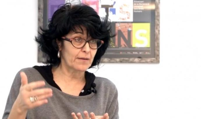 Montse Santolino, responsable de comunicació de Lafede.cat