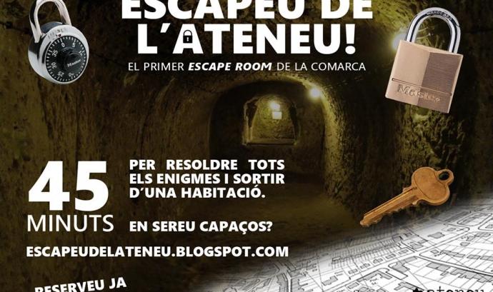 Escape Room Ateneu Alt Urgell