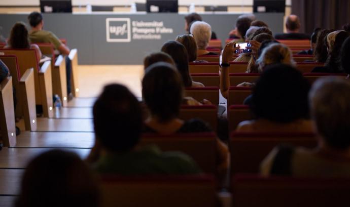 El setembre de 2018 es celebrava la darrera edició de l'EEV (Font: Generalitat) Font: Generalitat de Catalunya