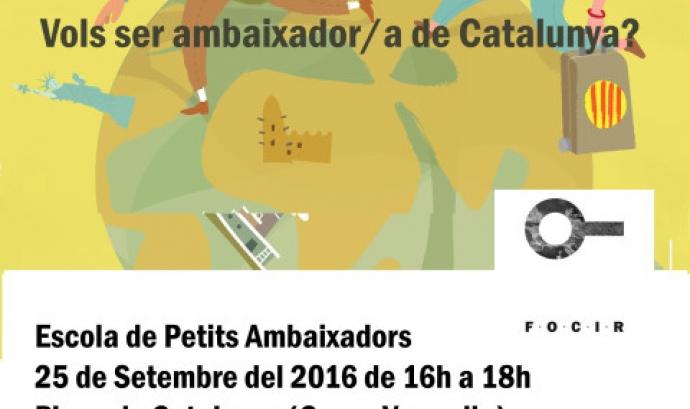 Escola de Petits Ambaixadors. Font: FOCIR