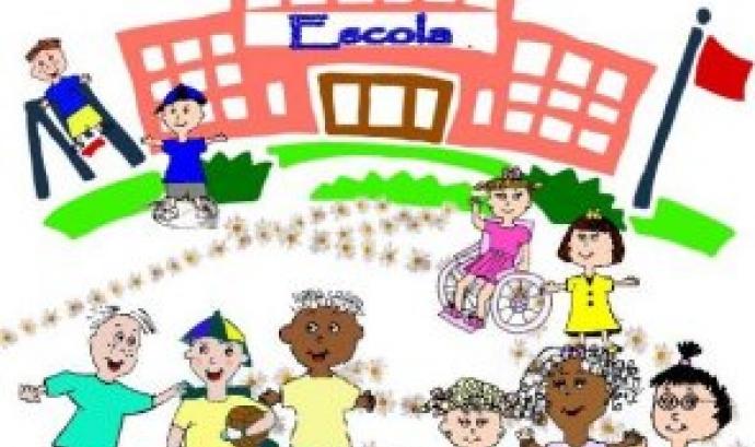 imatge escola inclusiva