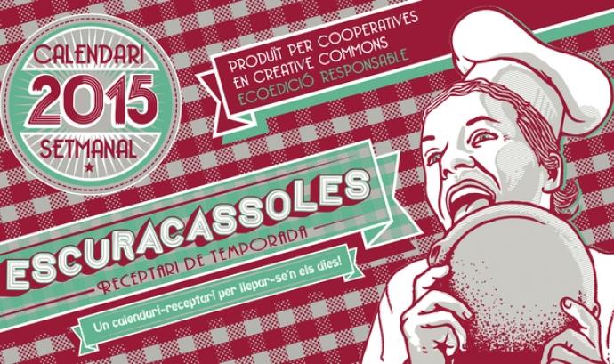 El calendari-receptari Escuracassoles fomenta el consum responsable Font: