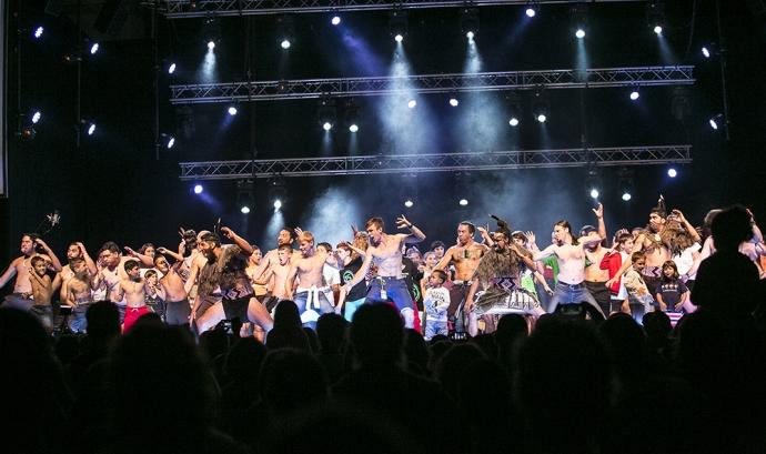 Imatge del festival Ésdansa