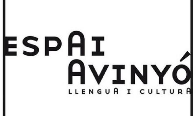 Logo de l'Espai Avinyó. Font: Espai Avinyó