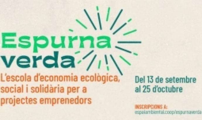 Curs per donar recursos i acompanyar projectes d'economia ecològica, social i solidària. Font: Espai Ambienta Cooperativa.