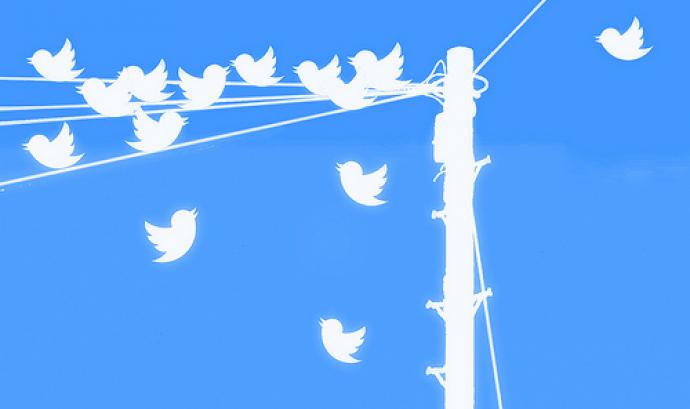 Els tuits amb imatges funcionen molt millor. Imatge de NkhMarketing Font: