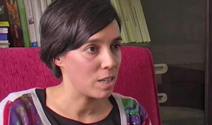 Esther Vivas. Font: Wikimedia