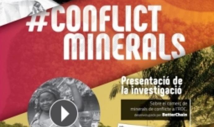 El documental parla dels efectes que han tingut les regulacions internacionals en la població local congolesa que viu de l'extracció de minerals de conflicte. Font: Conflict Minerals.