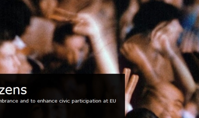 """El fons d'ajut """"Europa per a la ciutadania"""", aprovat pel Consell d'Europa"""