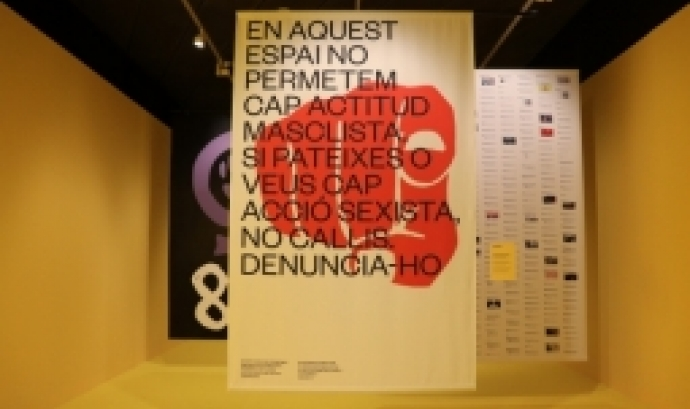 Exposició 'Feminista havies de ser'.