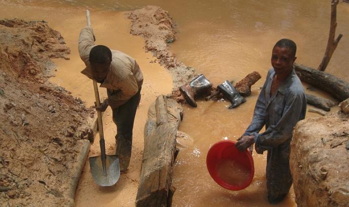 El Parlament Europeu contra els minerals conflictius. Foto: Responsible Sourcing Network Font: