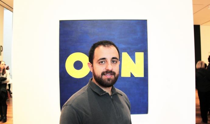 Fabian Mohedano Font: