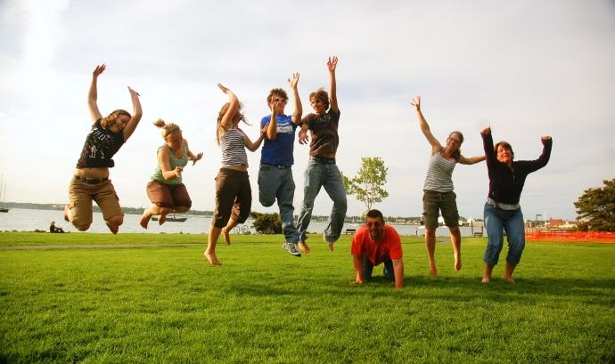 Família saltant